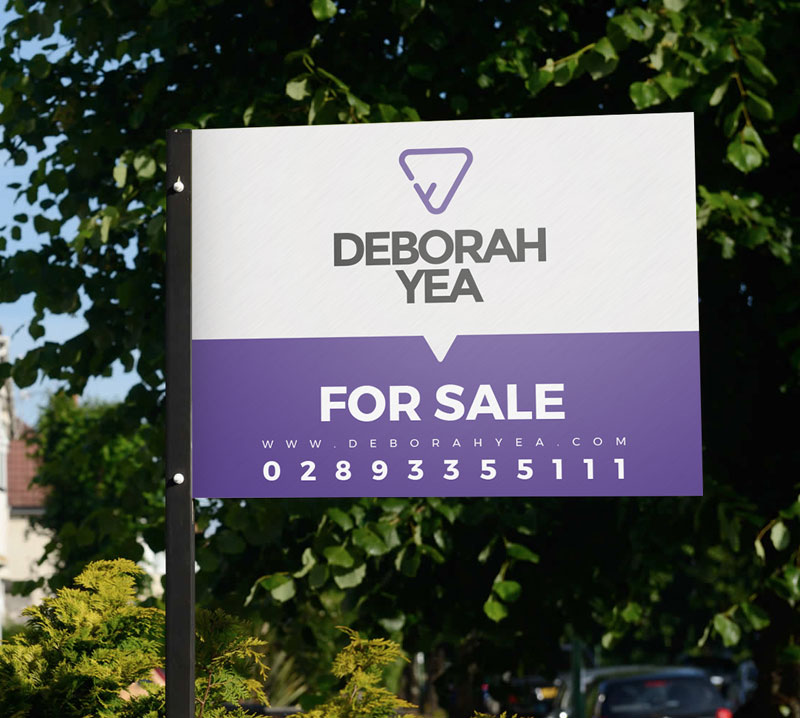 For Sale Board :: Buying A Property